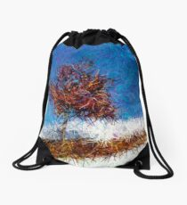 Dendrification 12 Drawstring Bag