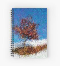 Dendrification 12 Spiral Notebook