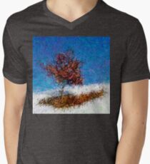 Dendrification 12 V-Neck T-Shirt