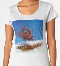 Dendrification 12 Premium Scoop T-Shirt