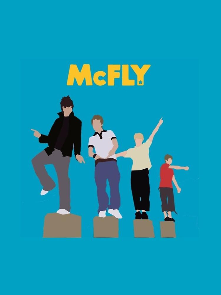 McFly, Room on The Third Floor by -gallifreya-
