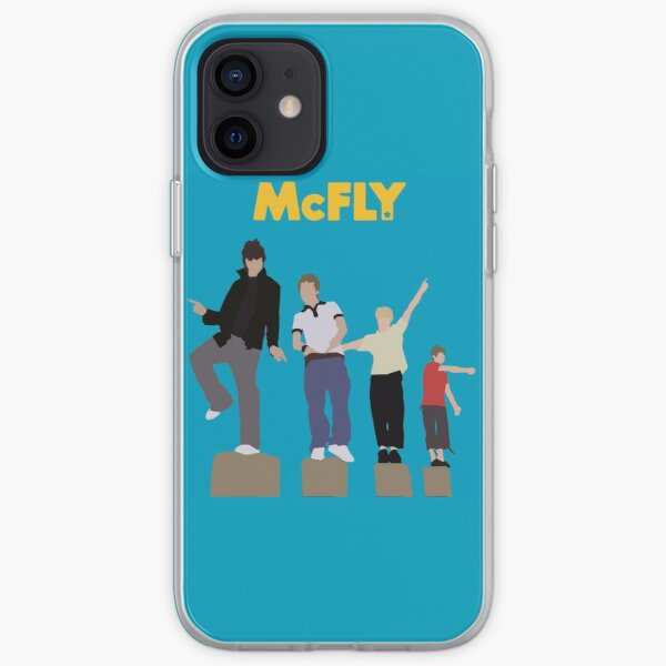 McFly, Room on The Third Floor iPhone Soft Case