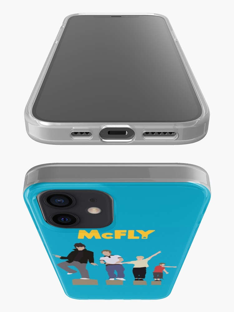 Alternate view of McFly, Room on The Third Floor iPhone Case & Cover