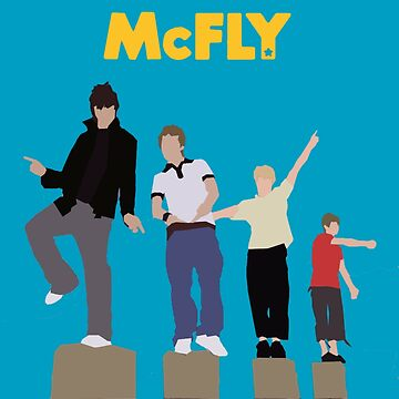 McFly, Room on The Third Floor by -gallifreya-