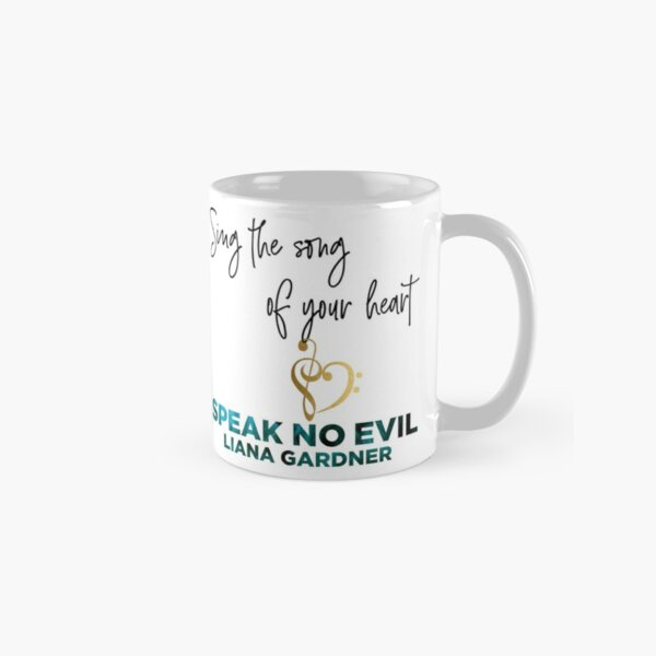 Song of Your Heart - Light background Classic Mug