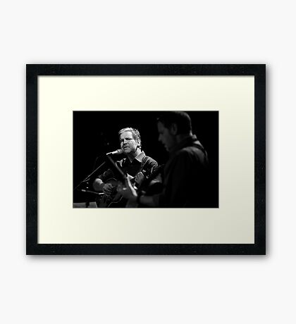 Lloyd Cole Framed Print