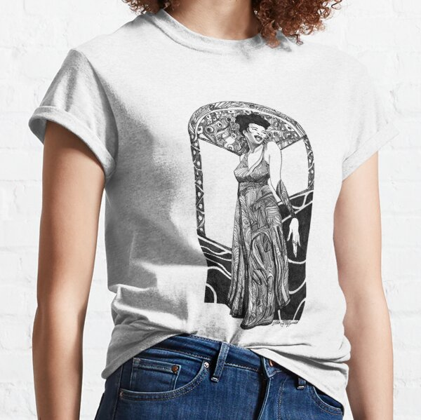Queen of Swing, Ella Fitzgerald Classic T-Shirt