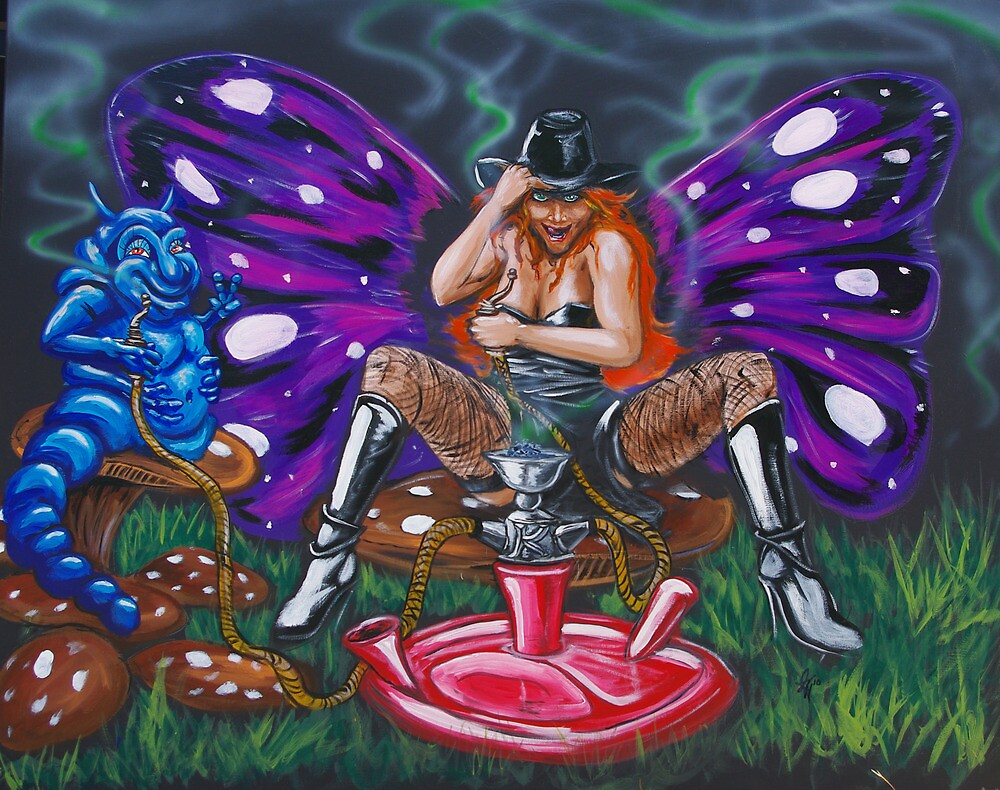 Alternative Alice by gotmeamuse