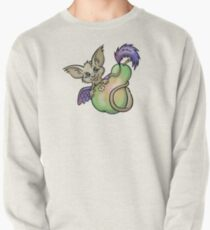 Yummy! - Fantasy Critter with Pear Pullover