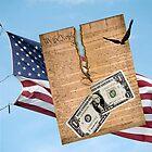 The flag still flies..... by McGaffus