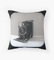 Voigtlander TTV Throw Pillow