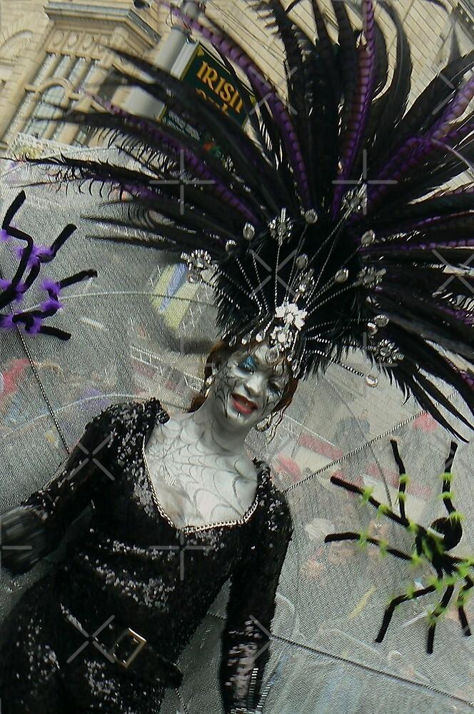 black widow Spider by LisaBeth