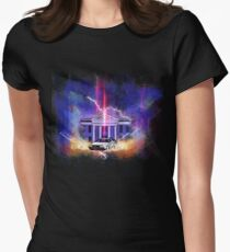 The Future Womens Fitted T-Shirt