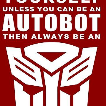 Always - Autobot by sunnehshides