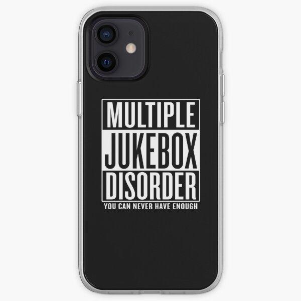 Multiple Jukebox Disorder iPhone Soft Case