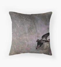 Pelican Peace Throw Pillow