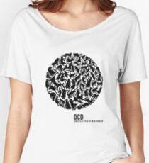 OCD - Obsessive Cat Disorder Women's Relaxed Fit T-Shirt