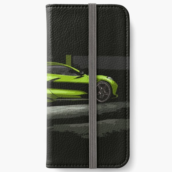 Chevrolet Corvette C8 iPhone Wallet