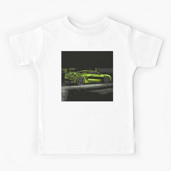 Chevrolet Corvette C8 Kids T-Shirt