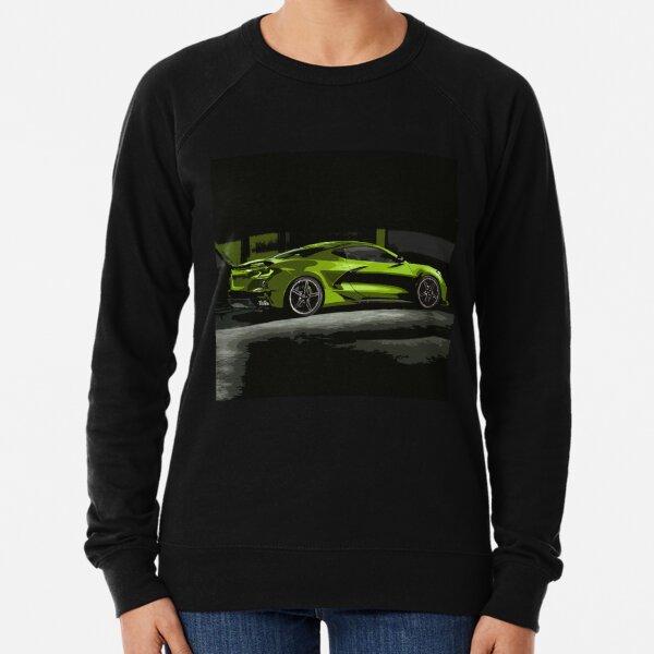 Chevrolet Corvette C8 Lightweight Sweatshirt