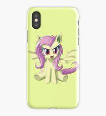 Flutterbat iPhone Case