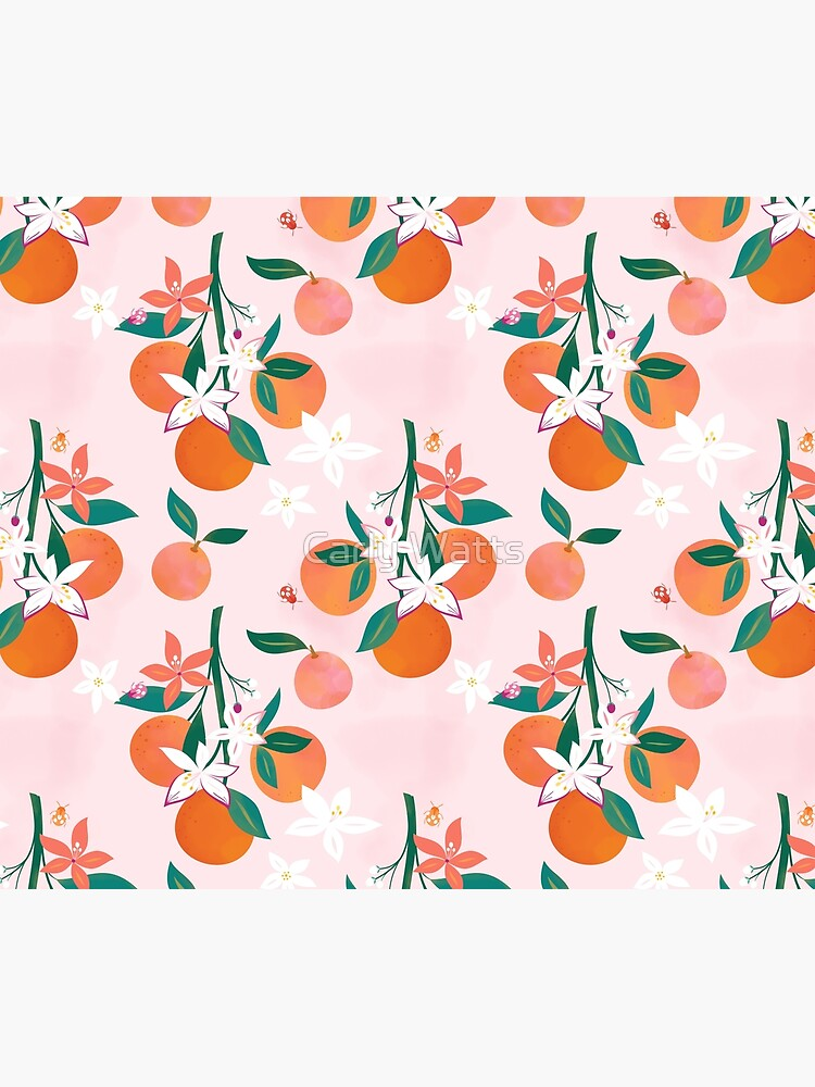 Orange Blossoms  by CarlyWatts