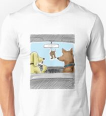 Doggie Air Freshener - doggone true T-Shirt