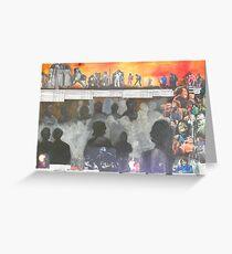 James Brown (A Tribute) Grußkarte