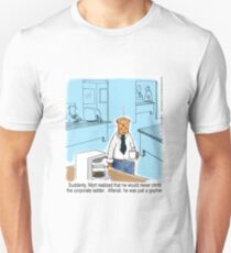 Just a Gopher - climb the corporate ladder? T-Shirt