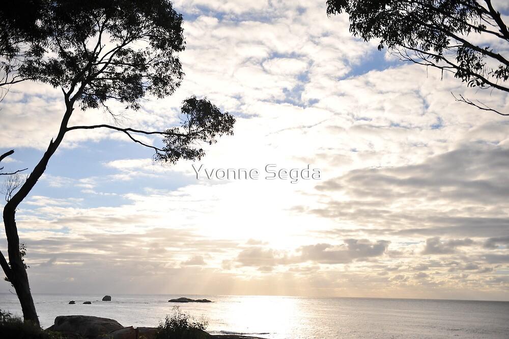 Splendid Easter Morning by Yvonne Segda