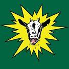 Crazy Goat! by Dani Kaulakis