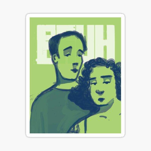 Bruh II Sticker