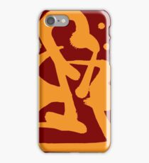 Za Zen - Orange Awakening iPhone Case/Skin