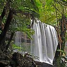 RUSSELL FALLS, TASMANIA by Raoul Madden