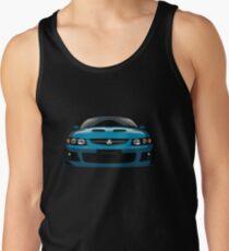 Blue Monaro Tank Top