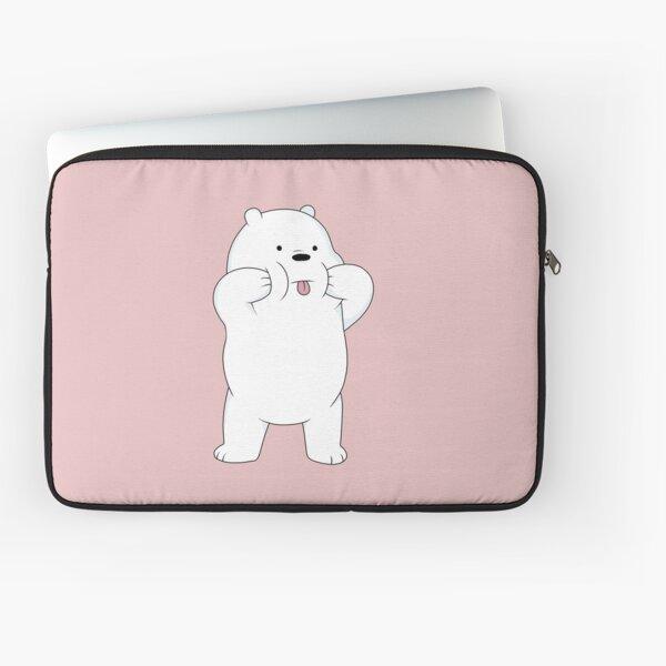 We Bare Bears - Ice Bear Laptop Sleeve