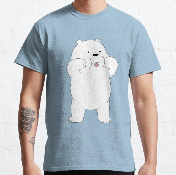 We Bare Bears - Ice Bear Classic T-Shirt