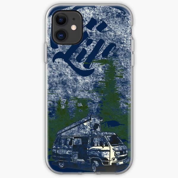 Westy Harvest Moon iPhone Soft Case