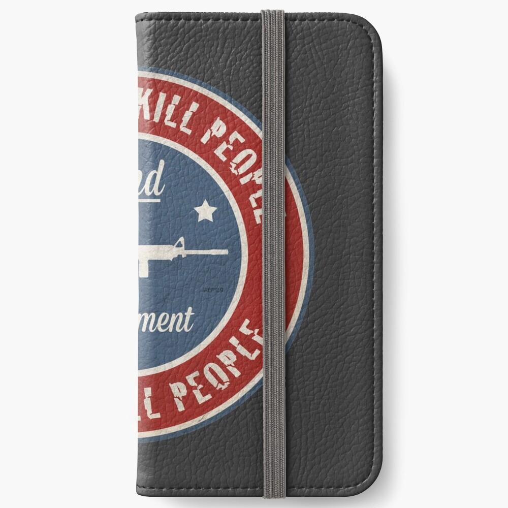 Second Amendment iPhone Wallet