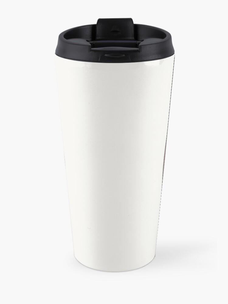 Alternate view of Second Amendment Travel Mug
