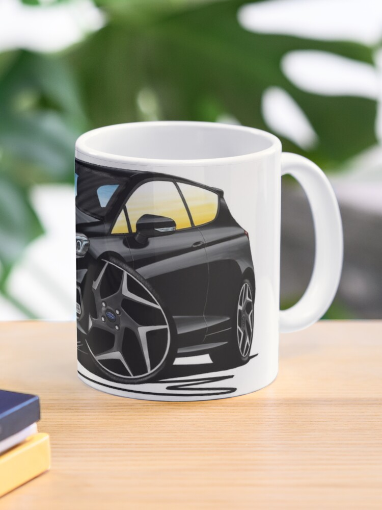 Alfa Romeo Giulia Caricature Car Art MUG