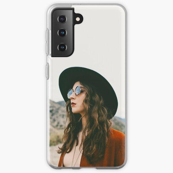 Troian Bellisario Samsung Galaxy Soft Case