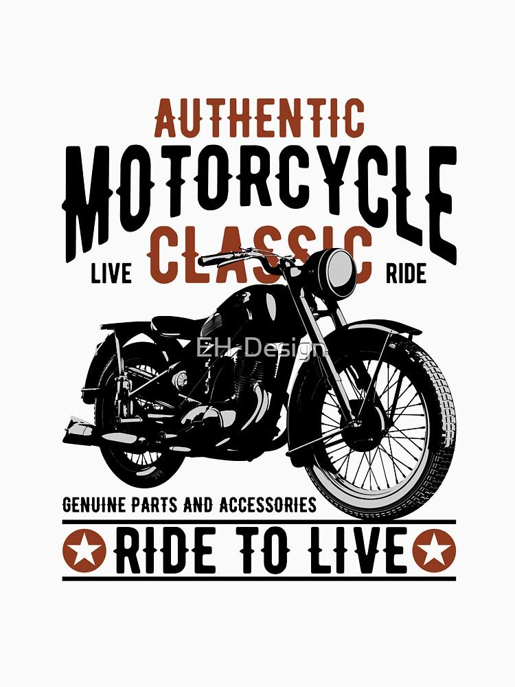 Motorcycle Classic von EH-Design