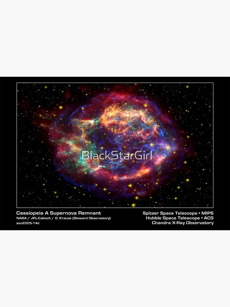 Cassiopeia Constellation by BlackStarGirl