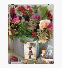 Flowers in the Studio iPad Case/Skin