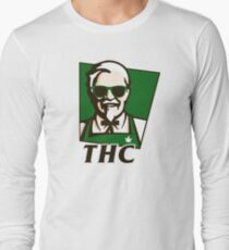 Camiseta de manga larga Receta secreta de THC
