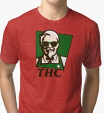 THC Secret Recipe Tri-blend T-Shirt