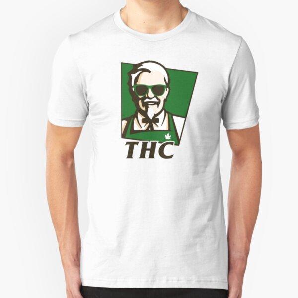 THC Secret Recipe Slim Fit T-Shirt