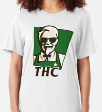 THC Secret Recipe Slim Fit T-Shirt