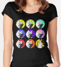 Pop Tiddles Fitted Scoop T-Shirt